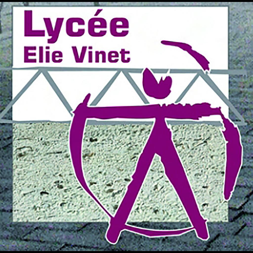 BF logo Lycee Elie Vinet